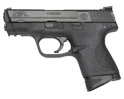 Smith & Wesson Pistol Smith & Wesson M&P40 Compact 40 S&W Polymer 10 Round 109303