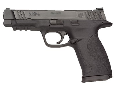 Smith & Wesson Pistol Smith & Wesson M&P45 45 ACP No Mapg Safety, Black 10 Round 109306