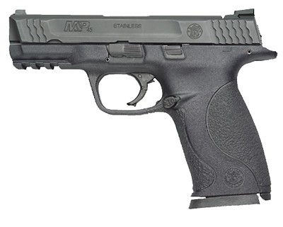 Smith & Wesson Pistol Smith & Wesson M&P45 45 ACP Black, 10 Round 109307