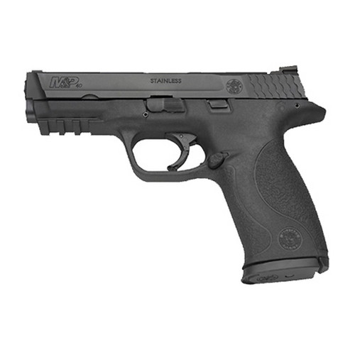 Smith & Wesson Pistol Smith & Wesson M&P40 40 S&W No Mag Safety Massachusetts Approved 10 Round 109350