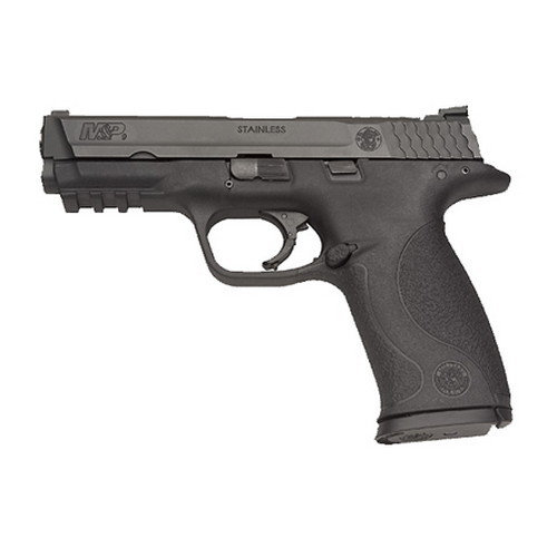 Smith & Wesson Pistol Smith & Wesson M&P9 9mm Luger No Mag Safety, Massachusetts Approved, 10 Round 109351