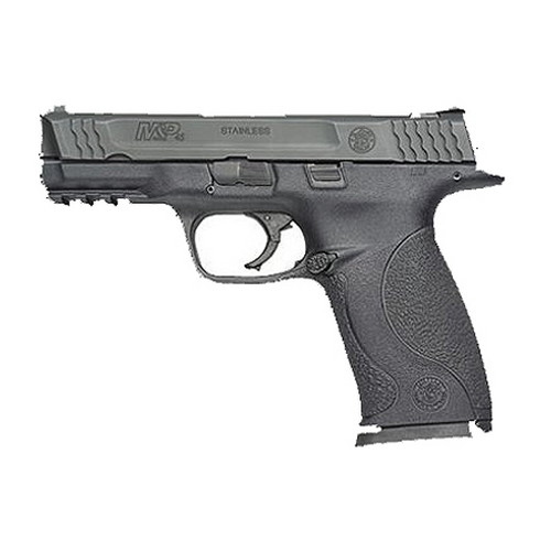Smith & Wesson Pistol Smith & Wesson M&P45 45 ACP No Mag Safety, Black Massachusetts Approved, 10 Round 109356
