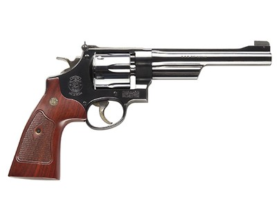 Smith & Wesson Revolver Smith & Wesson M27 357 Mag 6.5