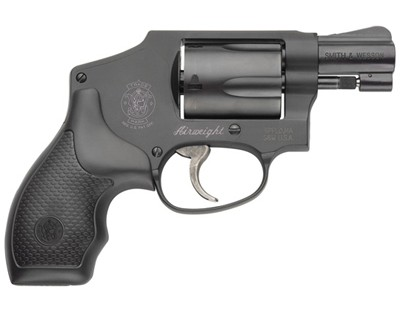 Smith & Wesson Revolver Smith & Wesson M442 Centinniel, 38 Special, Matte, 5 Round 150544