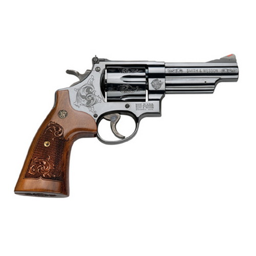 Smith & Wesson Revolver Smith & Wesson M29 44 Mag Engraved 6 Round 150783