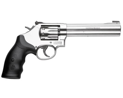 Smith & Wesson Revolver Smith & Wesson M617 K-22Masterpiece 22 Long Rifle 6