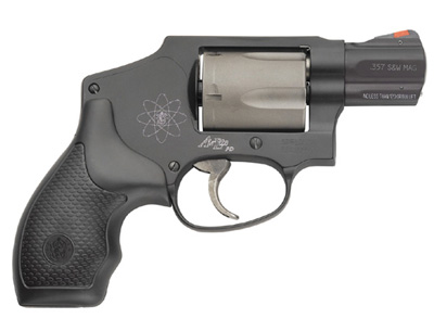 Smith & Wesson Revolver Smith & Wesson M340PD Airlite 357 Mag 1 7/8