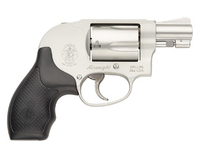 Smith & Wesson Revolver Smith & Wesson M638 Airweight 38 Special 5 Round 163070