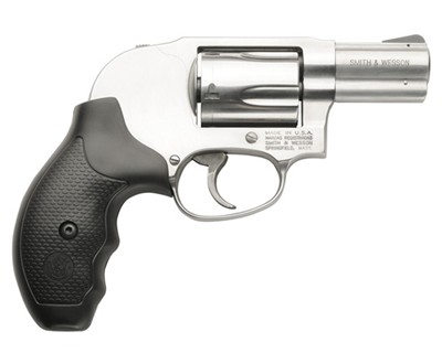 Smith & Wesson Revolver Smith & Wesson BodyGuard 357 Magnum Stainless Steel 5 Round 163210