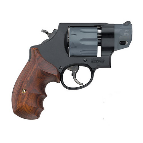 Smith & Wesson Revolver Smith & Wesson M327 357 Magnum 2