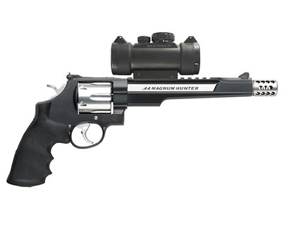Smith & Wesson Revolver Smith & Wesson M629 44 Mag Hunter, 7.5