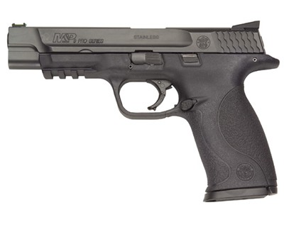 Smith & Wesson Pistol Smith & Wesson M&P9 9mm Luger Pro, 5