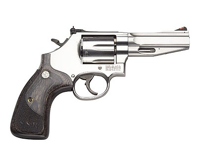 Smith & Wesson Revolver Smith & Wesson M686SSRPro 357 Magnum 4