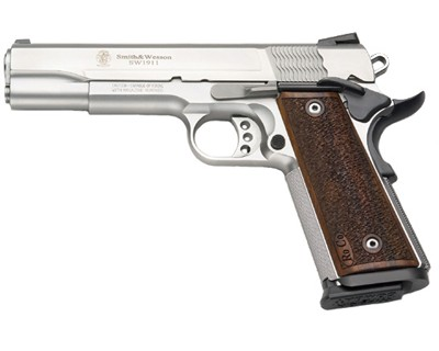 Smith & Wesson Pistol Smith & Wesson SW1911 9mm Luger Pro 9mm Luger Luger 5