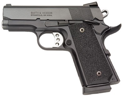 Smith & Wesson Pistol Smith & Wesson SW1911 SubCompact Pro 45 ACP 7 Round 178020