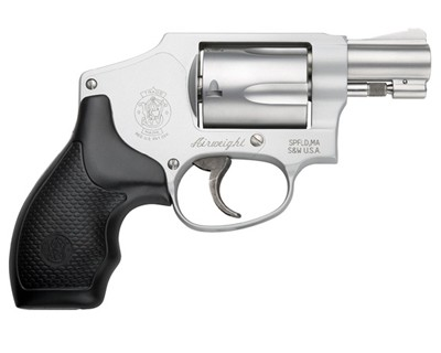 Smith & Wesson Revolver Smith & Wesson M642 Pro, 38 Special with Full Moon Clips 5 Round 178042