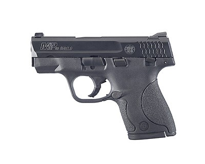 Smith & Wesson Pistol Smith & Wesson M&P Shield 40 S&W Single Stack, 7 Round 180020