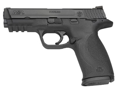 "Smith & Wesson M&P 40 S&W 4.25"" Barrel 15 Round Ambidextrous Safety Semi Automatic Pistol 206300"