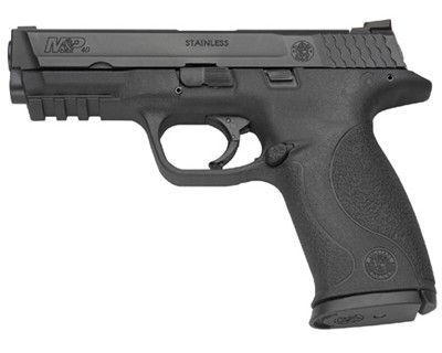 Smith & Wesson Pistol Smith & Wesson M&P40 40 S&W Mag Safety Internal Lock 15 Round 209000