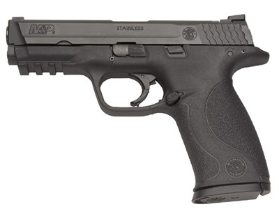 Smith & Wesson Pistol Smith & Wesson M&P9 9mm Luger Mag Safety Internal Lock Maryland Approved 17 Round 209001