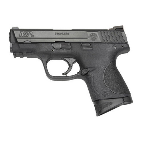 Smith & Wesson Pistol Smith & Wesson M&P9 9mm Luger Compact Mag Safety Maryland Approved 12 Round 209004