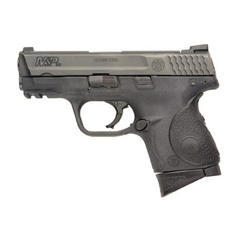 Smith & Wesson Pistol Smith & Wesson M&P9 9mm Luger Compact Crimson Trace Grip 12 Round 220074