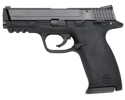 Smith & Wesson Smith & Wesson M&P22 22 Long Rifle 4.1