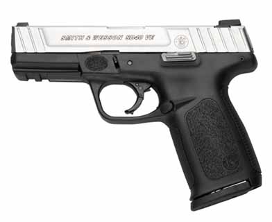 Smith & Wesson Pistol Smith & Wesson SD40 40 S&W Striker Polymer/Stainless Steel 15 Round 223400