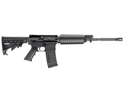 Smith & Wesson Rifle Smith & Wesson M&P15 PS, 5.56 Adjustable/Removable 30 Round 811022