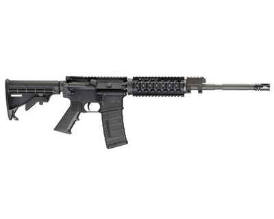 Smith & Wesson Rifle Smith & Wesson M&P15 PSX, 5.56 Adjustable/Removable GB 30 Round 811023
