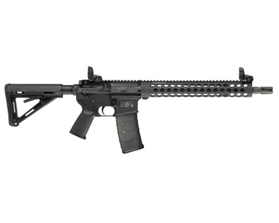 Smith & Wesson Rifle Smith & Wesson M&P15 TS, 5.56 Adjustable Stock, Rail 30 Round 811024