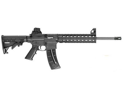 Smith & Wesson Smith & Wesson M&P15-22 22 Long Rifle 16