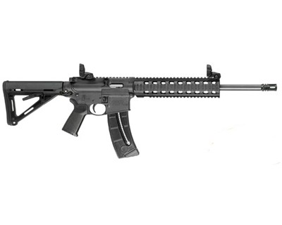 Smith & Wesson Rifle Smith & Wesson M&P15-22 MOE 22 Long Rifle 16