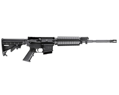 Smith & Wesson Rifle Smith & Wesson M&P15 PS, 5.56 Adjustable/Fixed 10 Round 811040