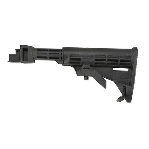 Tapco AK T6 Collapsible Stock Black