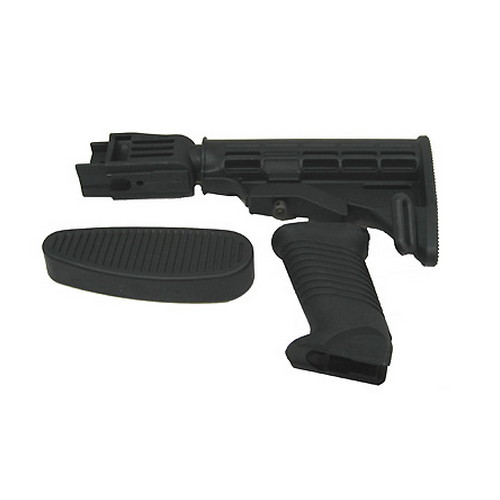 Tapco Intrafuse Saiga T6 Stock Set Black