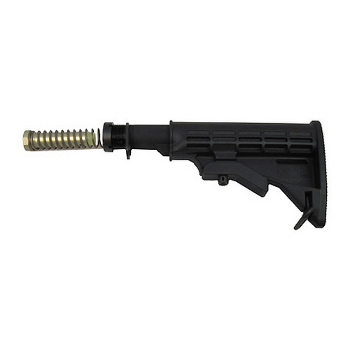 Tapco Tapco AR15 T6 Collapsible Stock, Mil-Spec Black STK09163-BK