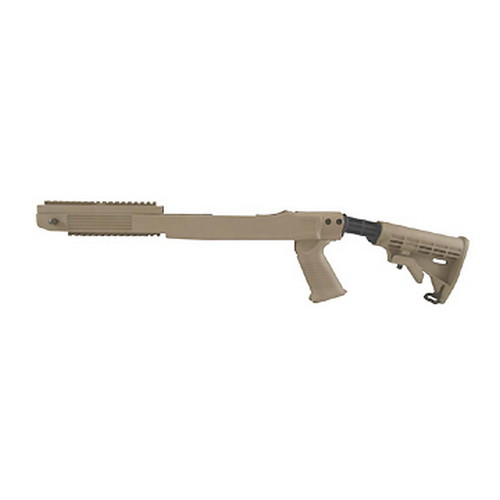 Tapco Intrafuse 10/22 Rifle System Dark Earth