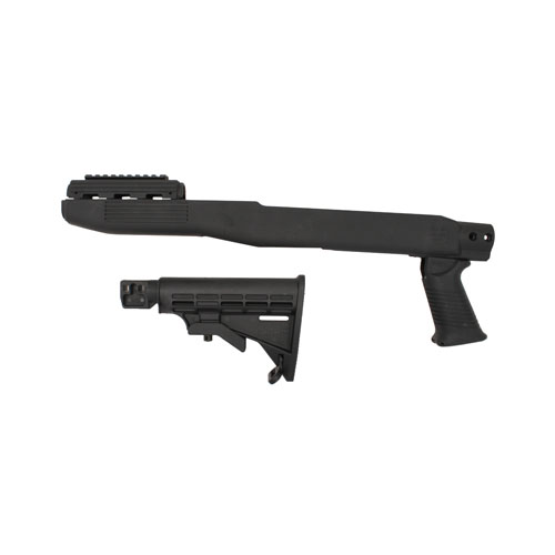 Tapco Intrafuse SKS Rifle System Black