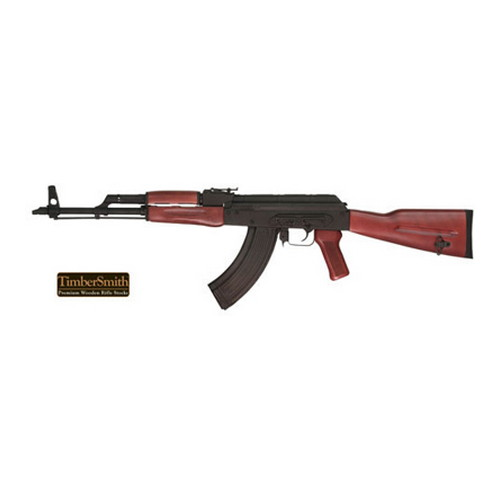Tapco Tapco Timber Smith AK47 Red Laminated Romanian Stock Set TIM0600-RD