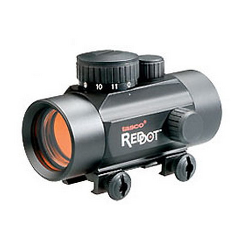 Tasco Propoint Red Dot Sight 1x30mm, Matte Black, 5 MOA, Clam Pack