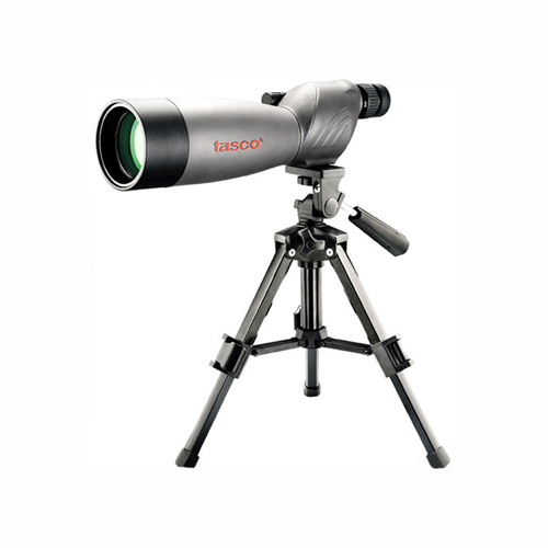 Tasco Tasco World Class Spotting Scope 20-60x60mm Gray/Black Porro w/Tripod WC206060