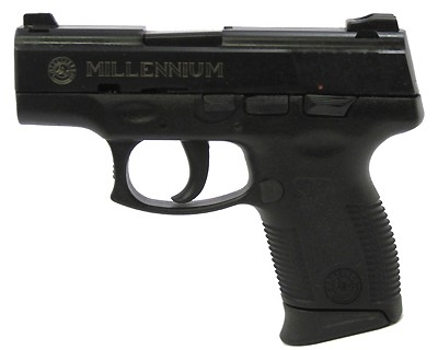 Taurus PT111 Millennium Pro 9mm Blued