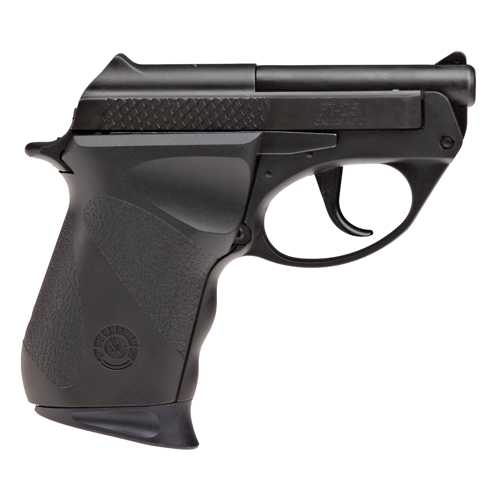 Taurus Pistol Taurus PT25 25 ACP Blue Double Action Only 9+1 Polymer Frame 1250031PLY