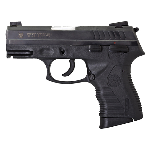 Taurus Pistol Taurus M809 9mm Luger Compact 9mm Luger 3.5'' Blued 12+1 1809041C