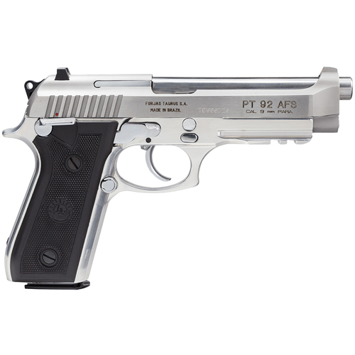 Taurus Pistol Taurus PT92 9mm Luger Fixed 9mm Luger, 5