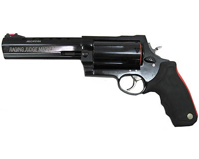 Taurus M513 Raging Judge, 45/410 Magnum Ultra-lite, 6.5