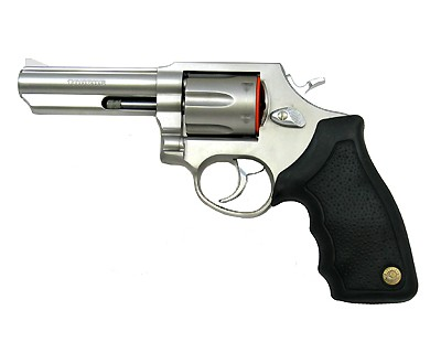 """Revolver Taurus M82 .38 Special Fixed 38 Special, 4"""" Barrel, 6 Round, Fixed Sights, (Stainless Steel) 2820049"""