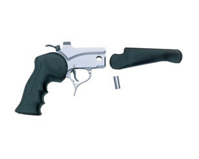 Thompson/Center Arms Thompson/Center Arms Encore Frame Assembly Pistol, Rubber, (Stainless Steel) 1842