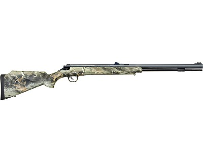 Thompson/Center Arms Impact .50 Cal Muzzleldr Blue/Camo
